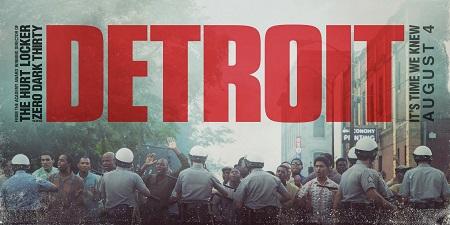 映画『 デトロイト 』(2017年)の ザックリとしたあらすじと見どころ